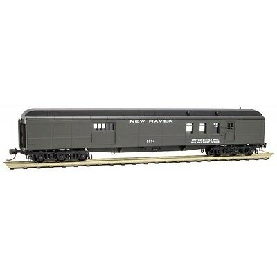 Micro-trains N Baggage Car New Haven - rd# 3294 MTL14800100
