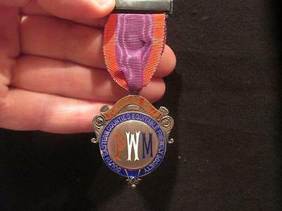 Tunbridge Wells & Southeastern Counties Equitable Friendly Society 1904 Medal
