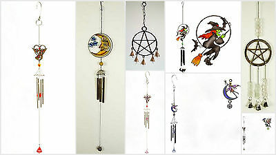 Various Garden Wind Chimes Pagan Wicca New Age Home Garden Gift Decor