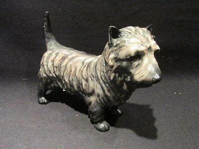 Cairn Terrier Vintage Frederick Daws Royal Doulton Figurine #HN1034 Rare Item!