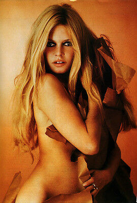 Brigitte Bardot  Movie  Star   Special    8X10 Photo