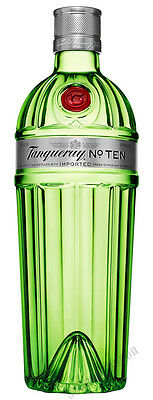 44,27€/l Tanqueray Ten No.10 London Dry Gin 47,3% 0,7 Liter