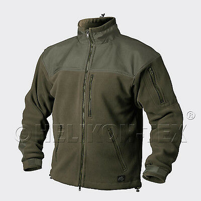 Helikon Tex Classic Army Outdoor Fleece Jacket Jacket Olive S