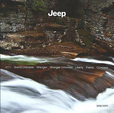 Truck Brochure - Jeep - Product Line Overview - 2011  (T1713)