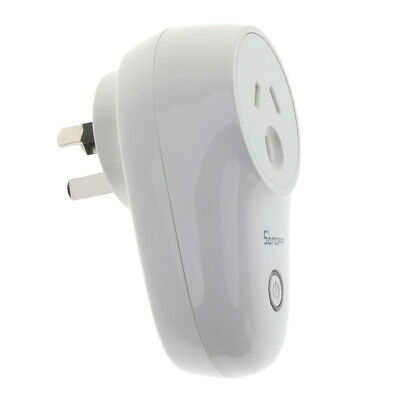WiFi Mobile Phone Remote Control Smart Power Socket Outlet/Timer Switch