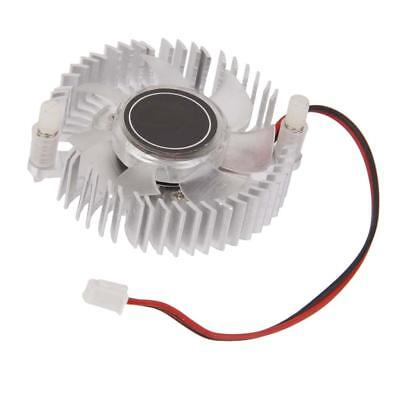PC GPU VGA Video Graphics Card Heatsink Cooler Cooling Fan 50mm 2pin 12V