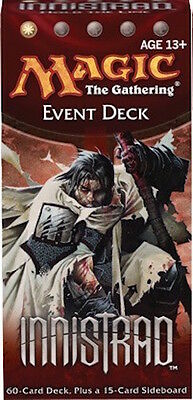 MTG MAGIC Innistrad Event Deck - Hold the Line Inglese