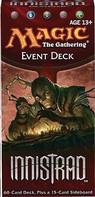 MTG MAGIC Innistrad Event Deck - Deathfed Inglese