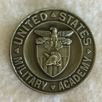 United States Military Academy WEST POINT Challenge Coin   CL59 35Th Engraved