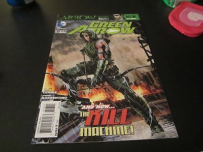 Green Arrow #17 1St Appearance Komodo And 1St Jeff Lemiere!!!!
