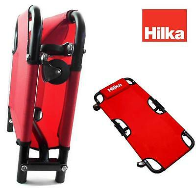 HILKA TOOLS Canvas Folding Padded Car Creeper Lightweight Compact Space Saving