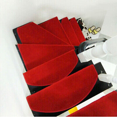 Household Step Rugs Stair Tread Mats Non-Skid Carpet Office Decor 1 PC Newest