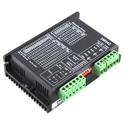 Style CNC Micro-Stepping Stepper Motor Driver 2M542 Bi-polar 2phase 4.2A Switch