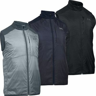 Under Armour 2017 ColdGear Infrared UA PrimaLoft Gilet Insulated Mens Golf Vest
