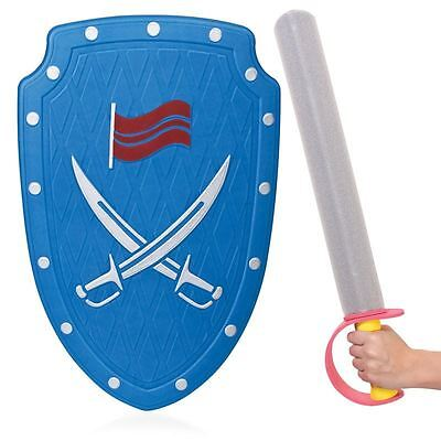 Tobar Soft Foam Sword and Shield Role Play Pocket Money