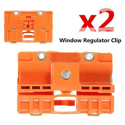 FOR AUDI A3 A6 Quattro RS6 S6 WINDOW REGULATOR REPAIR CLIP FRONT-LEFT RIGHT SIDE
