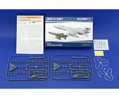 EDUARD 4426 MiG-21SMT Dual Combo Super44 in 1:144