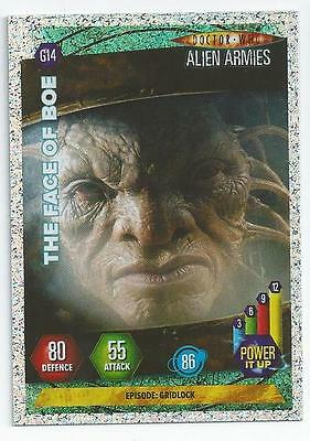 Dr Who - Alien Armies - G14 - The Face Of Boe (Auna)