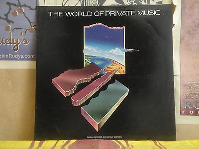 The World Of Private Music - Lp 2009-1-P