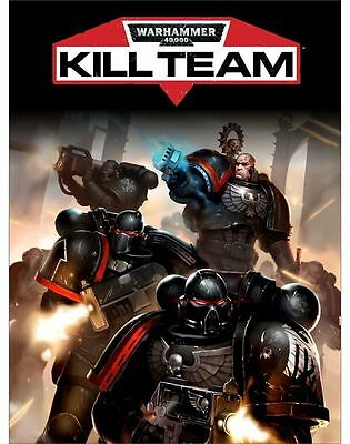 Warhammer 40K Campaign Booklet / Book KILL TEAM 40K