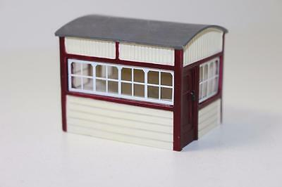 OO 1:76 scale Hornby Skaledale Small Signal Box R9786 New FNQHobbys