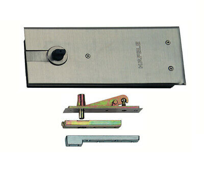 Hafele Floor Spring Door Closer 932.79.140 DCL 303 Hold Open Double Action
