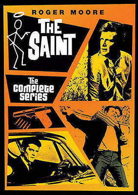 The Saint The Complete Series DVD 33-Disc Box Set Seasons 1,2,3,4,5,6 New Sealed