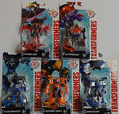 HASBRO® Transformers Robots in Disguise Legion Figuren Sortiment