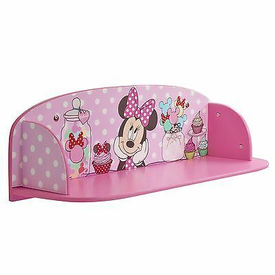 Minnie Mouse Booktime Book Shelf New Bedroom Furniture