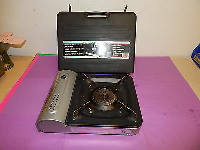 Iwatani Cassette Feu 10,000BTU Butane Stove With Carrying Case