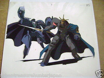 The Vision Of Escaflowne Guymelf Scherazade Anime Production Cel