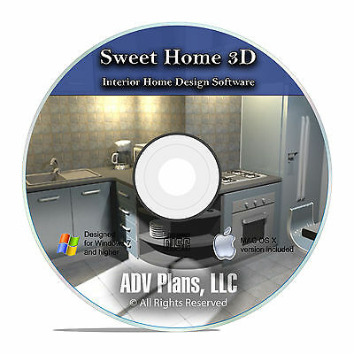 Home Interior Design Software, Architecture, Remodel, Kitchens, Bedrooms, CD F15