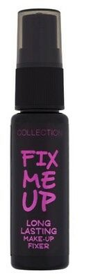 Collection 2000 Fix Me Up Spray Long Lasting Make-Up Fixer **brand New**
