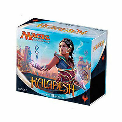 BUNDLE PACK - FAT PACK 10 buste/booster KALADESH box Magic Eng mtg KLD