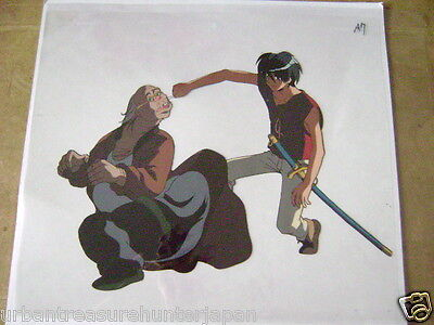 The Vision Of Escaflowne Van Fanel Anime Production Cel 10