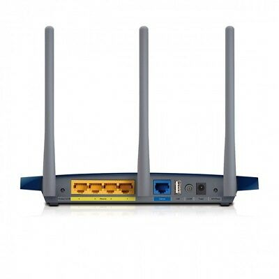 TP-LINK 300Mbit/s Wireless N Gigabit Router Plug-Type F (EU)