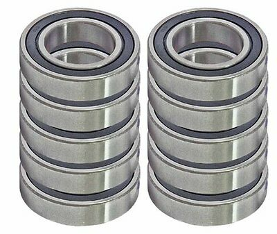 """(Pack of 10) Acor Precision Sealed Ball Bearing 5/8"""" x 1-3/8"""" x 7/16"""""""
