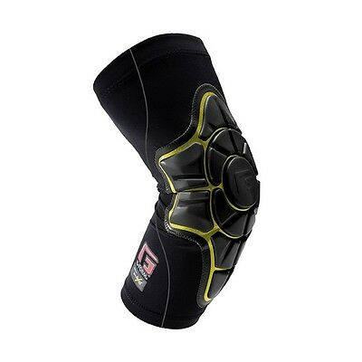 G-Form Pro-X Elbow Compression Padding XL Black/Yellow