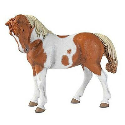 NEW PAPO 51094 Pinto Mare - Horse Equine Model - RETIRED