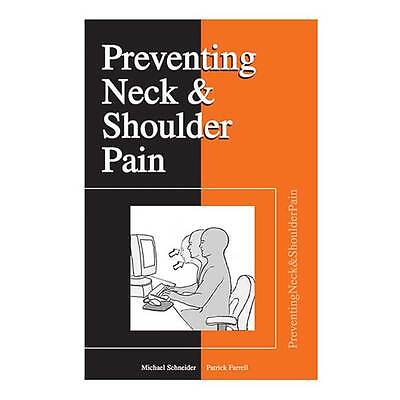 OPTP Preventing Neck & Shoulder Pain Educational Rehab Textbook