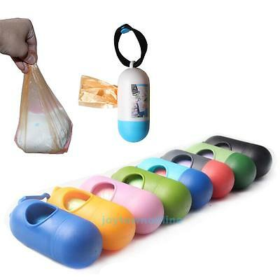 Portable Hanging Baby Diaper Trash Garbage Nappy Bag Dispenser Box w/20pcs Bags