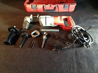 "Milwaukee 1107-1 1/2"" Right Angle Drill w/Case"