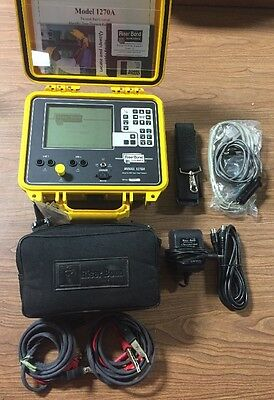 Riserbond 1270A Metallic Time Domain Reflectometer