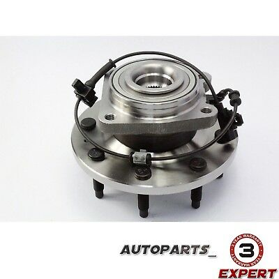SP620303 Front Wheel Bearing Hub Assembly for 2011-16 Chevrolet Silverado 2500HD
