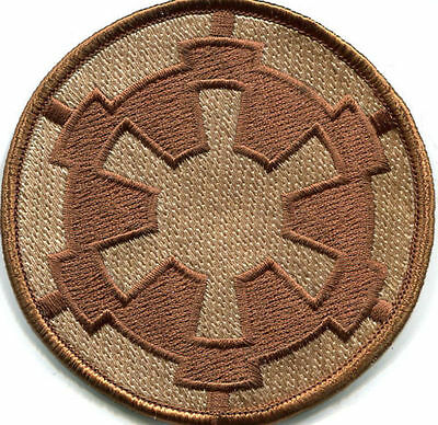 AFSOC SP OPS TACP CCT JTF COMBAT CONTROL νeΙcrο Insignia: Star Wars Imperial Cog