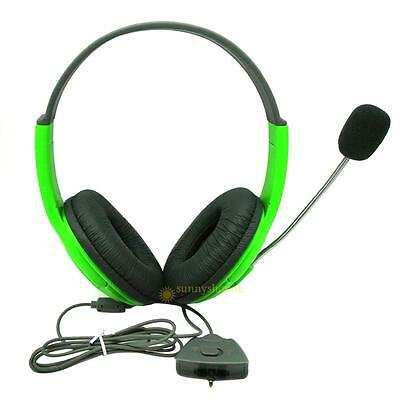 Wireless Gaming headphones Headset For XBOX One 360 PC Computer TV ABXY key