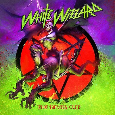 WHITE WIZZARD The Devils Cut Vinyl LP 2013 (9 Tracks) NEW & SEALED