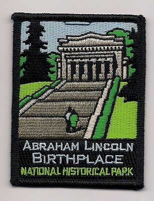Souvenir Patch - Abraham Lincoln Birthplace National Historical Park, Kentucky