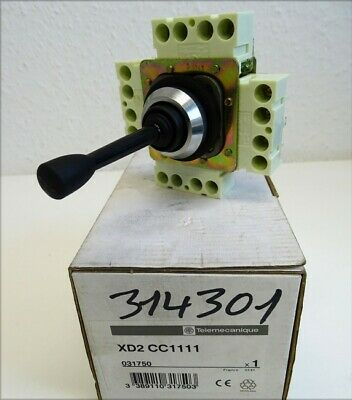 Telemecanique XD2 CC1111  XD2CC1111 031750 -unused/OVP-