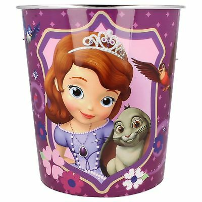 Childrens Disney Sofia The First Novelty Bin Style - 290505